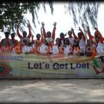Outing Pt. Expro Indonesia di Pulau Putri