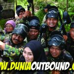 paintball, outbond, outbound bogor