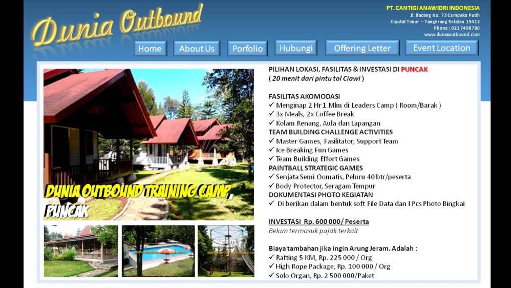 lokasi outbound, outbound bogor, outbond bogor, lokasi outbond, outbond di puncak