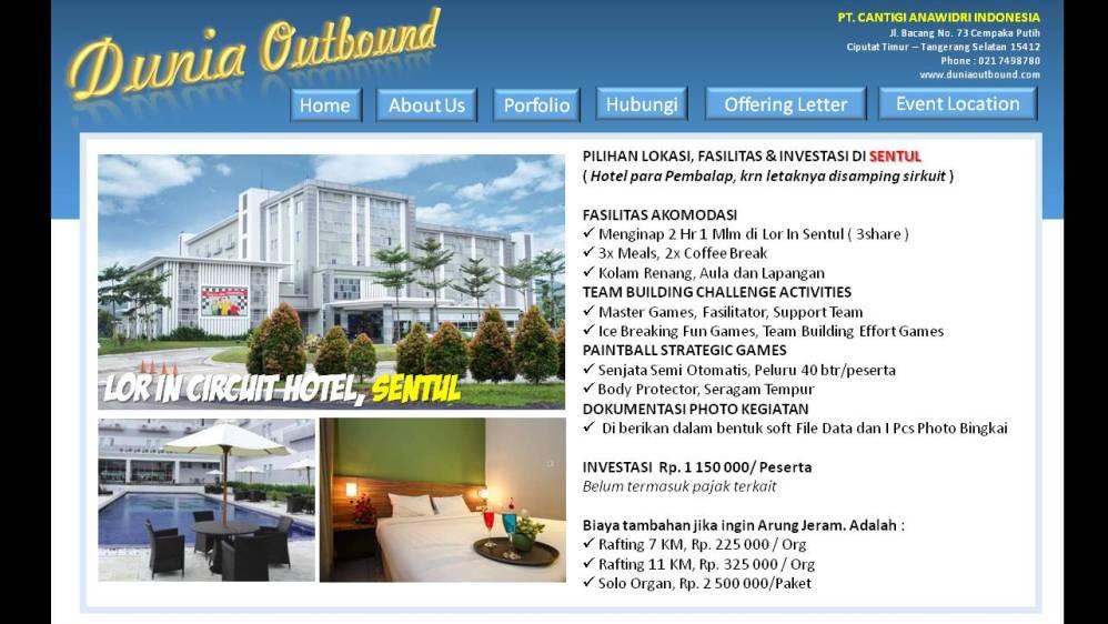 lokasi outbound, outbound bogor, outbond bogor, lokasi outbond, outbound sentul, outbond sentul, lorin hotel