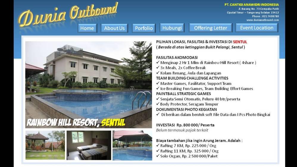 lokasi outbound, outbound bogor, outbond bogor, lokasi outbond, pelangi resort, bukit pelangi sentul, outbond sentul, outbound sentul