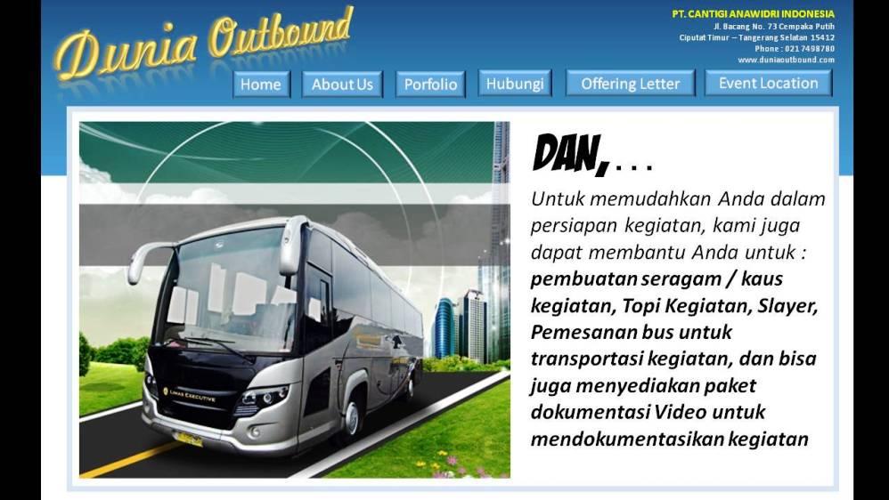 transportasi wisata,transportasi outbound, transportasi outbond, bis wisata