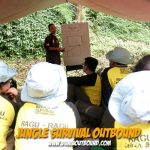 outbound jungle survival, outbound bogor