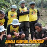 jungle survival training, navigasi darat