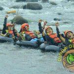 river tubing di Puncak, River Tubing di Bogor