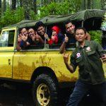 Outbound dan Fun Offroad di Puncak, Bogor