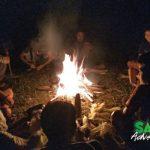 api unggun salaka, salaka campingground, cidahu, salak