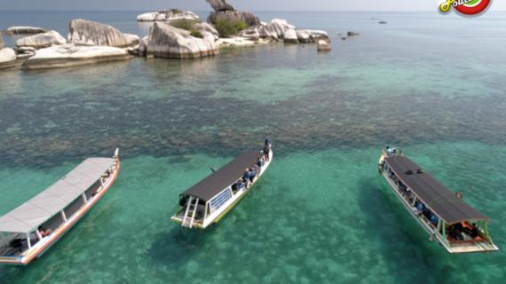 Pengalaman Seru Outbound di Belitung
