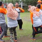 outbound di lembang, capacity building kemenag RI
