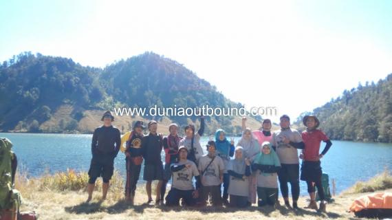Mendaki Gunung Semeru, Outboundnya RS Fatmawati