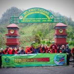 Outbound di Bromo : Leadership Management Program
