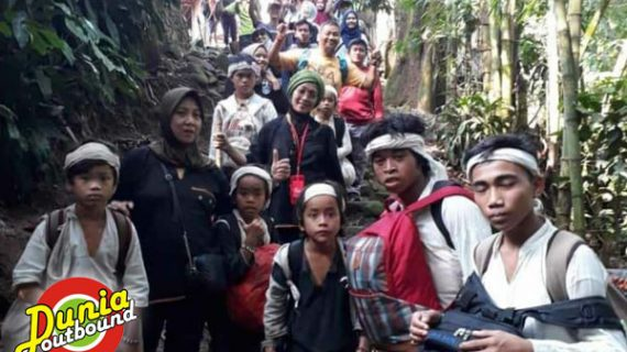 Outbound Di Baduy