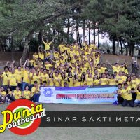 Team Building Outbound PT. Sinar Sakti Metalindo