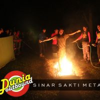 outbound sinar sakti metalindo, dunia outbond, team building, outbound games, paket outbond