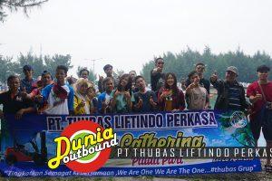 outing di pulau Pari, Thubas Liftindo Perkasa, Outbound di Pulau Pari, Outbound di Pulau Seribu,