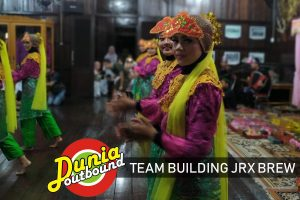 paket outbound team building di Belitung