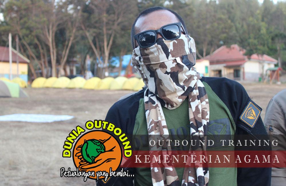 peserta outbound fi kawah ijen