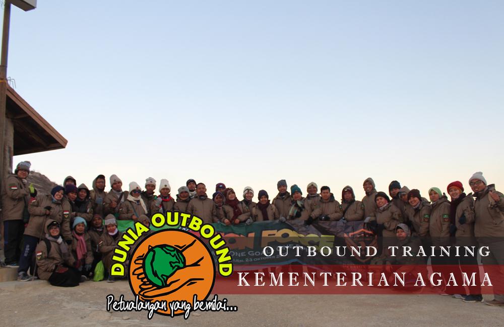 Outbound Di Kawah Ijen Bareng Kemenag RI