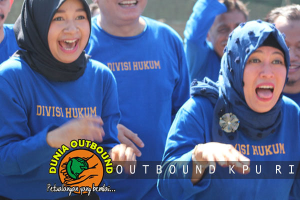 mari outbound bareng KPU