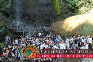 Bhumi Cantigi Lokasi LDKS Athalia School