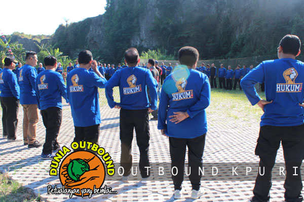 outbound kpu ri di puncak