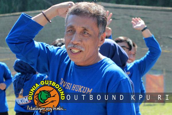 Team Building KPU RI
