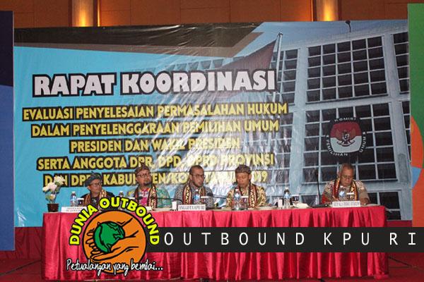 Pembicara Rakor KPU RI