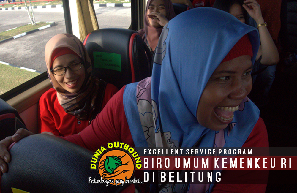 paket amazing race belitung