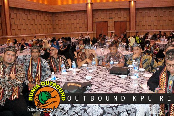 Rapat Koordinasi dan Evaluasi PHPU KPU R
