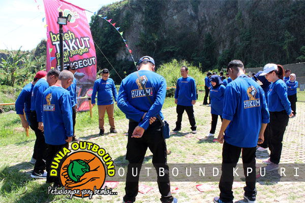 permainan outbound roulatte