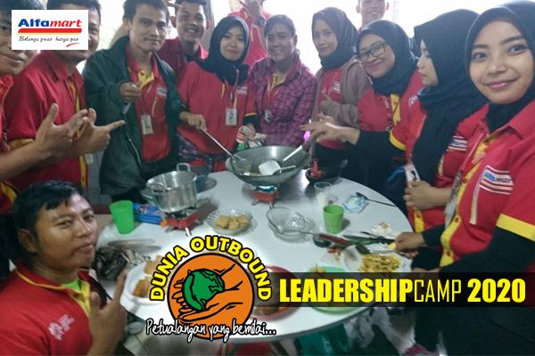 Outbound di Bogor Alfamart Juara