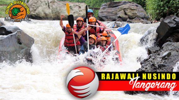 Outbound di Bogor Rajawali Nusindo